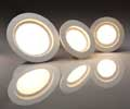 LED Downlightset