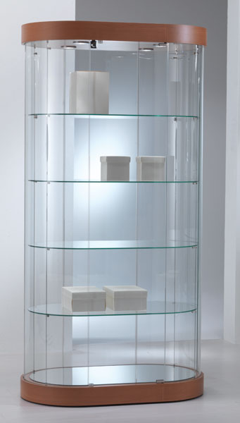 luxus vitrine basel 5021 5023. Black Bedroom Furniture Sets. Home Design Ideas