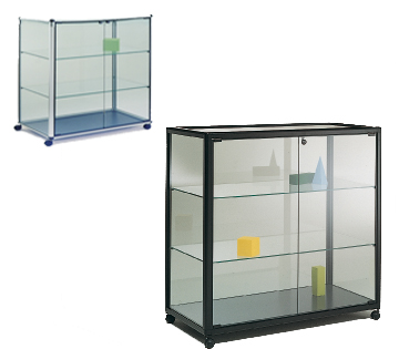 glasvitrine theke bestseller shop f r m bel und einrichtungen. Black Bedroom Furniture Sets. Home Design Ideas
