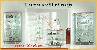echte toffanin glasvitrinen direkt vom hersteller zum top preis. Black Bedroom Furniture Sets. Home Design Ideas